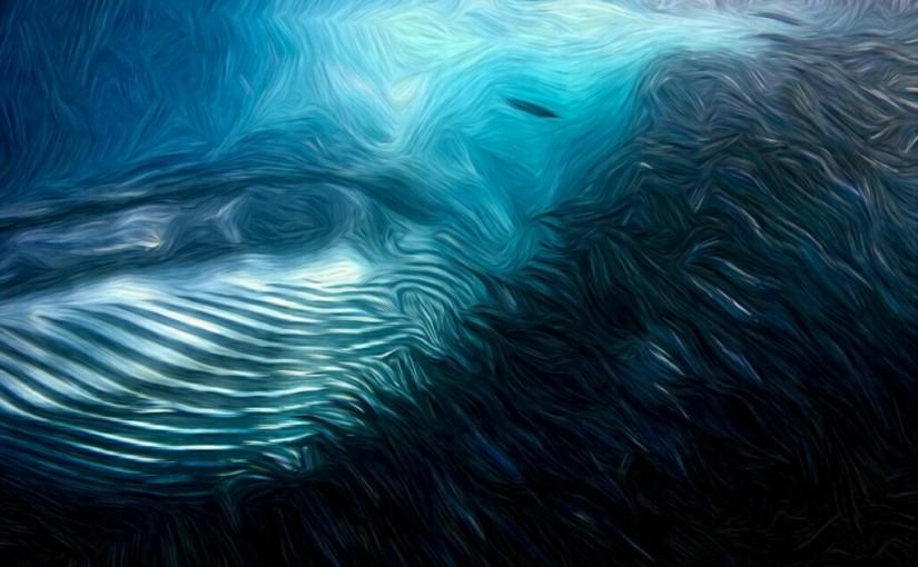 Bawah Laut Biru