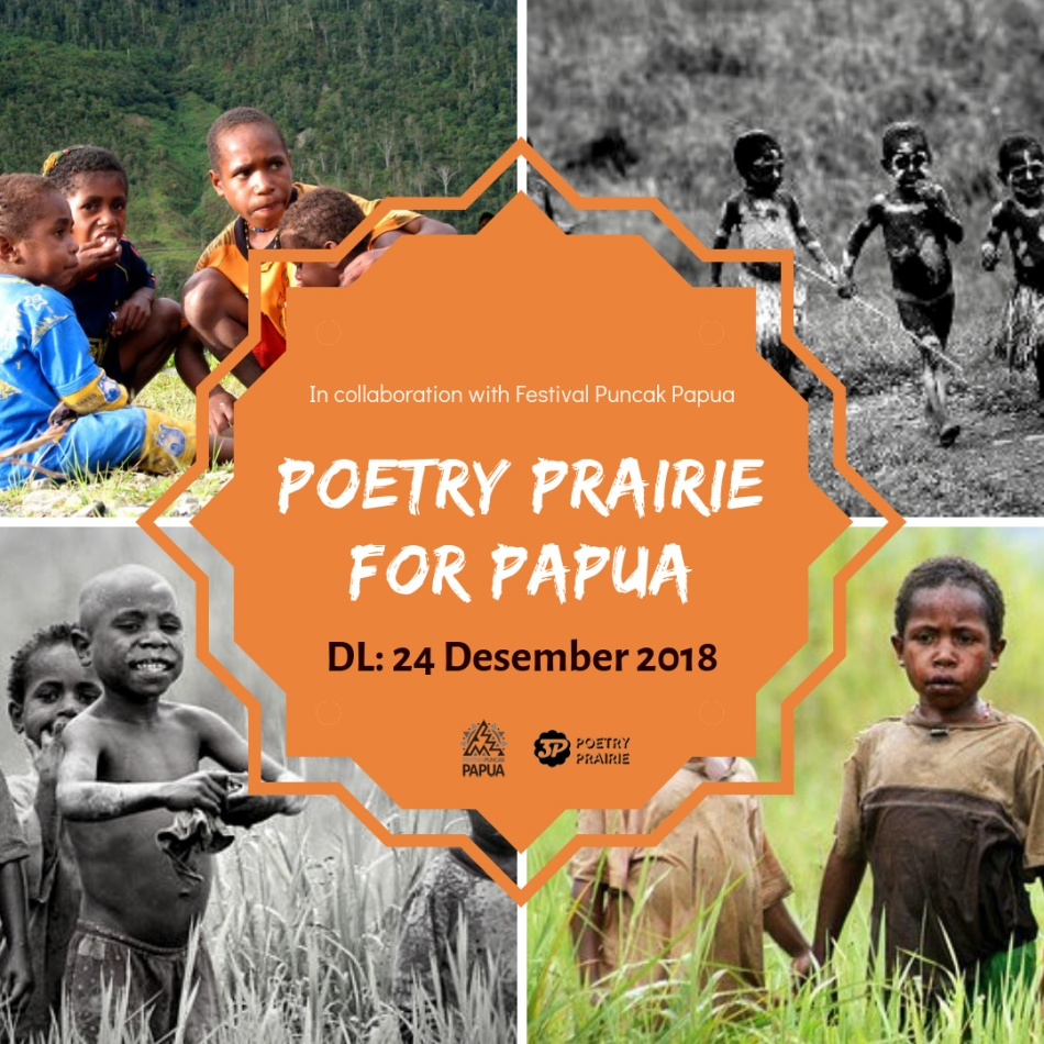 Poetry Prairie For Papua
