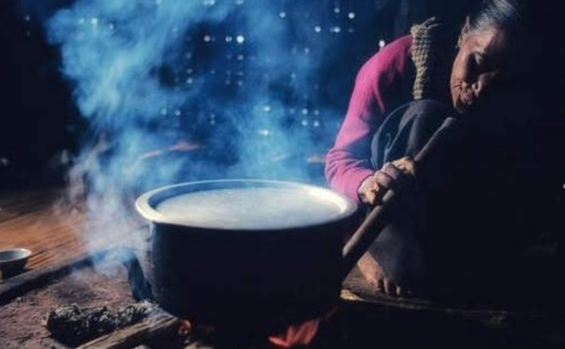 Pemasak Batu, Aku dan TempatMakan